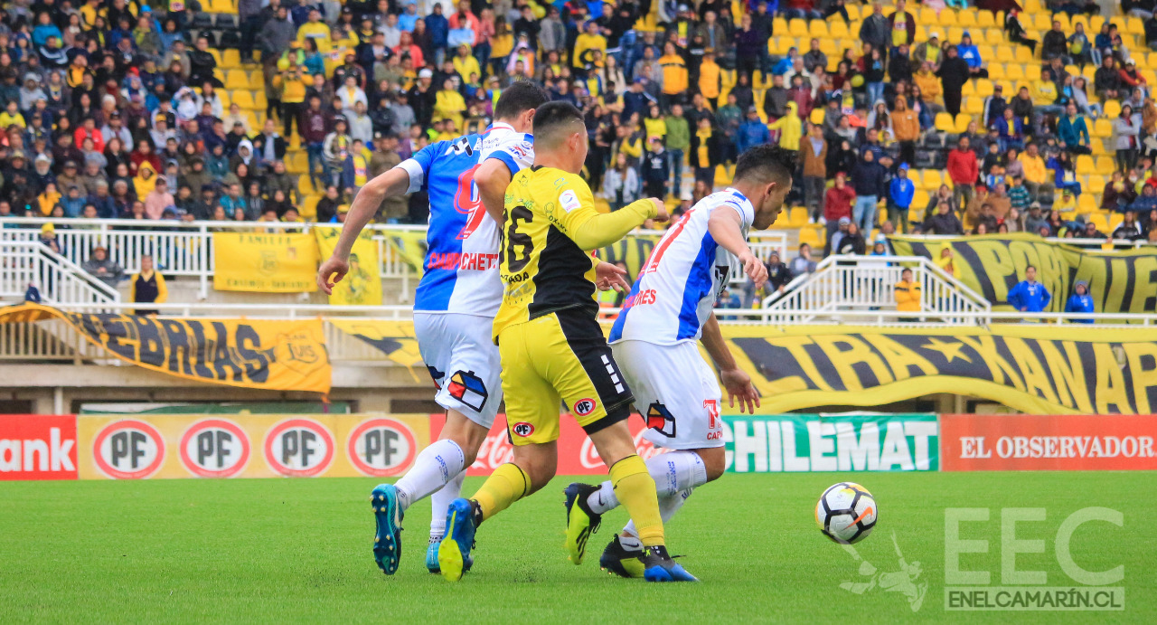 San Luis 1-1 Deportes Antofagasta