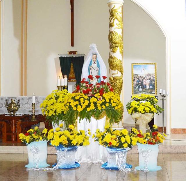 Ngày 13-5: Lễ Kính Đức Mẹ Fatima