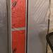 2 door liquidated stock personal locker E110