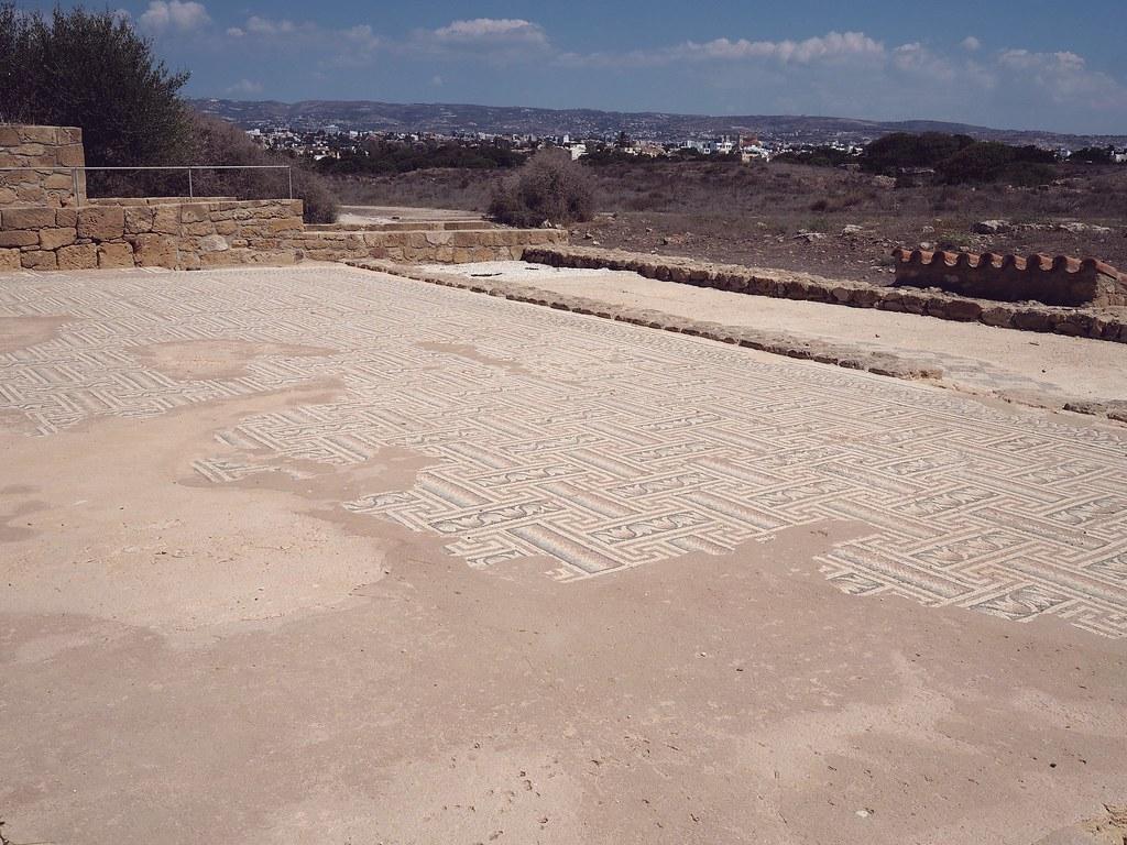 arkeolognen puisto pafos