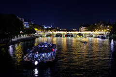 Bateau Mouche on the Seine