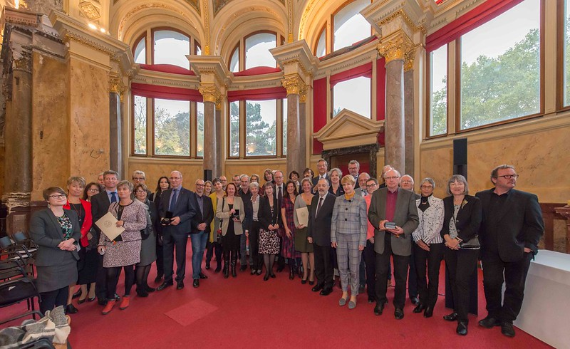 German Heritage Conservation and Protection Award Ceremony 2018
