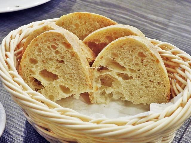 Bread Focaccia Basket