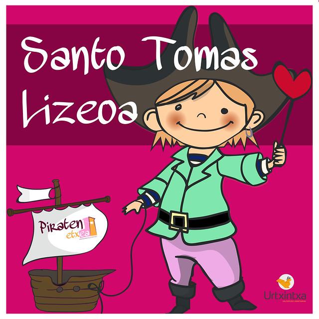 Pirata egonaldia-Santo Tomas Lizeoa 2018-10-10/2018-10-11