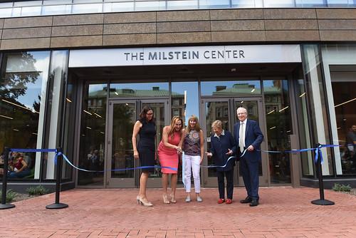 The Milstein Center Grand Opening