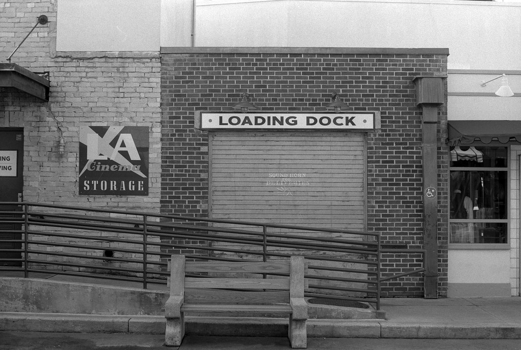 More Like Unloading Dock