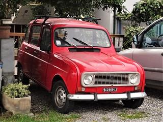 1978 Renault 4