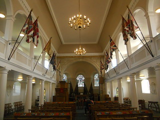 chapel at Fort George