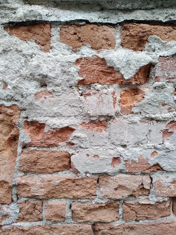 Cracked Brickwall texture #6