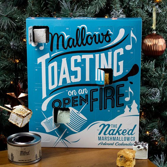 Toasted Marshmallow Advent Calendar