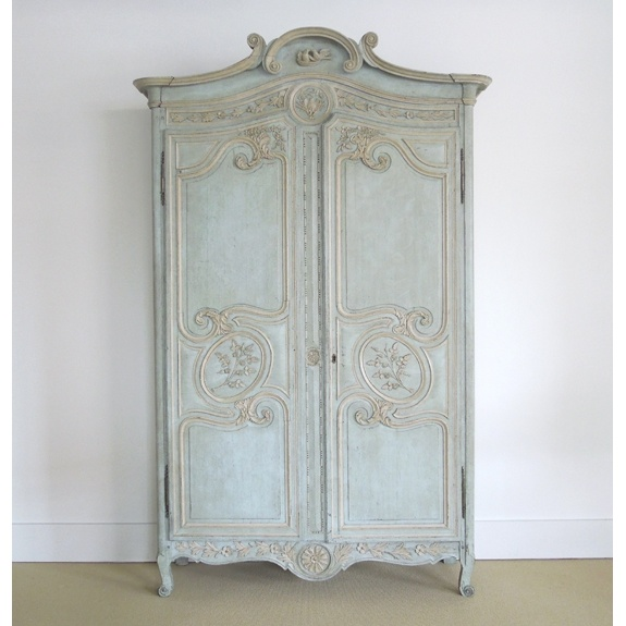 Antique French Armoire-Housepitality Designs