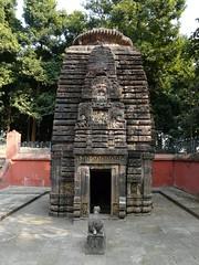 Simhanath Temple side shrine