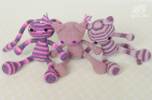 Knitted toy for YOSD MSD SD BJD