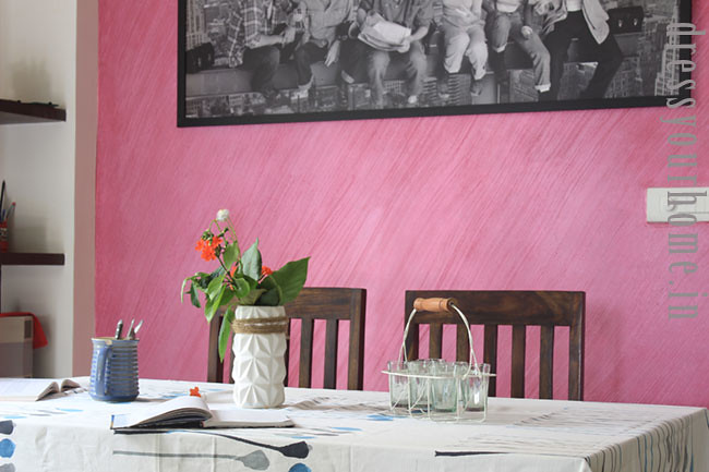 Dining styling