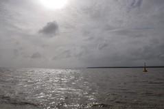 Entre Kourou et les iles du Salut
