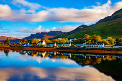 Dornie reflections