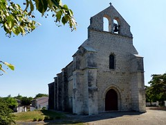 Vouhé - Notre-Dame de l'Assomption - Photo of Saint-Germain-de-Marencennes