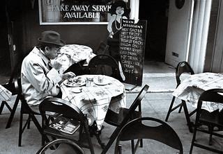 Tea In Oxford Street