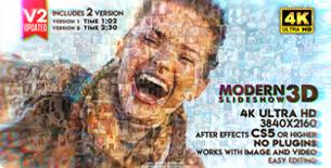 Modern Slideshow 3D