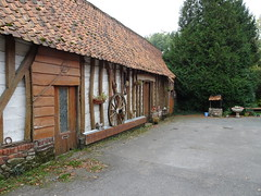 Ranchicourt, maisons style ranchs - Photo of Tincques