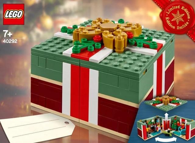 40292 Christmas Gift Box  (1)