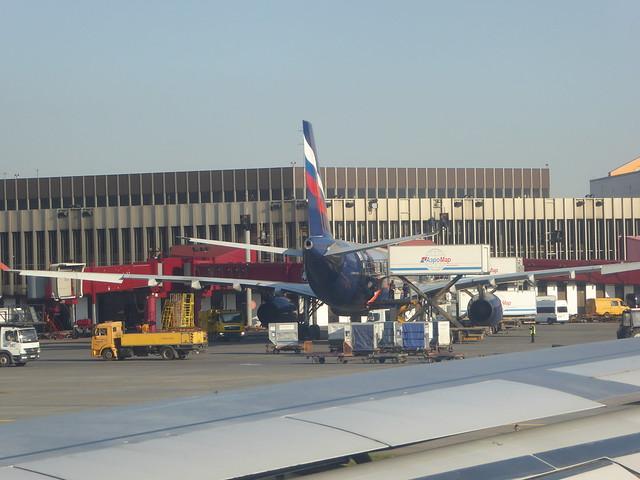 Moscou-Cheremetievo Aéroport (8)