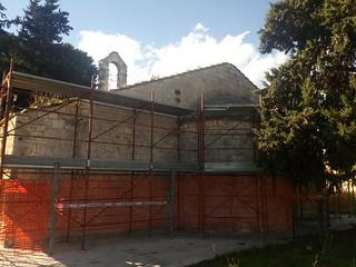 Lavori chiesa Santa Lucia (2)