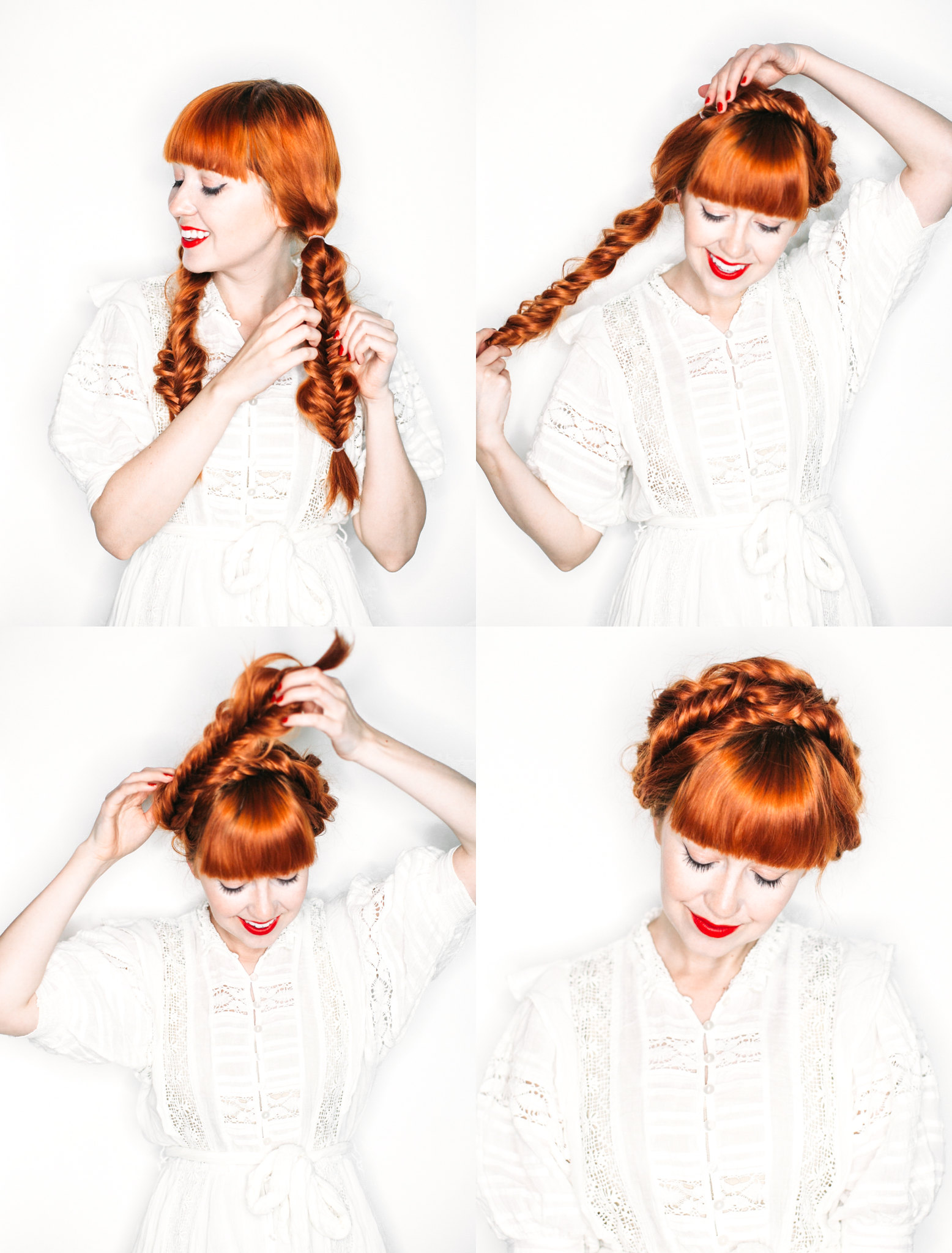 fishtail braids-1-2