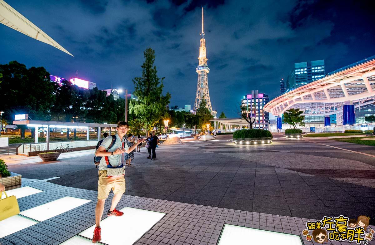 名古屋自由行-名古屋電視塔+宇宙船綠洲21-24