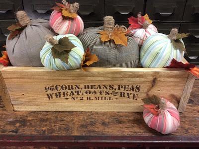 Fall Link Party No-Sew Pumpkins