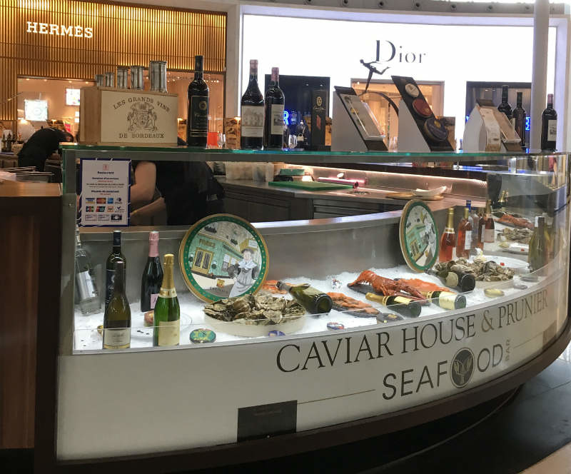 CDG-caviar
