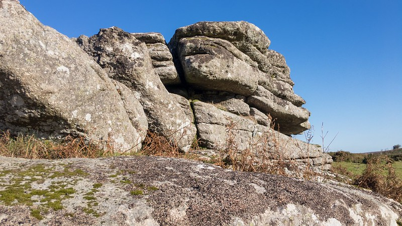 Cripdon Down West Tor