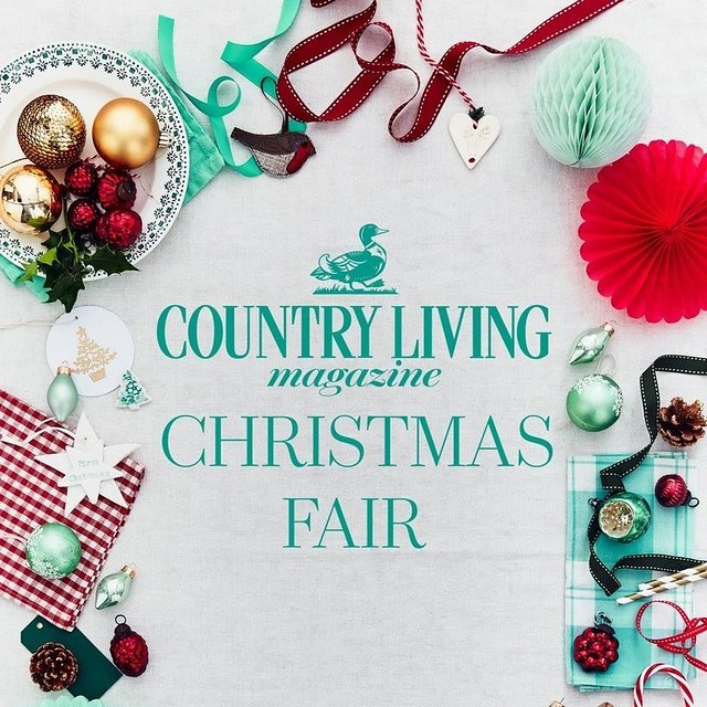 Country Living Magazine Christmas Fair