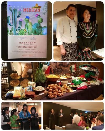 Festival Gourmet Mexicano, Hotel Regent Taipéi (2)