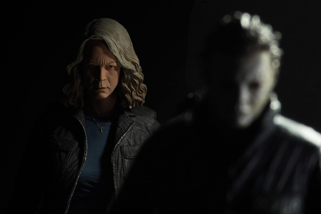 Happy Halloween! Here's Your First Look at NECA's Laurie Strode Figure!