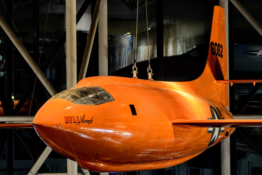 Bell X-1, first aircraft to break the sound barrier in lev… | Flickr