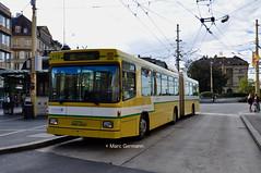 Transports publics neuchâtelois (Trans'N) le 22.septembre.2018. © Marc Germann