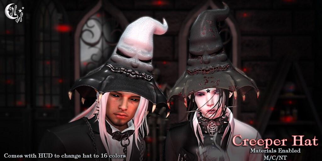 *NW* Creeper Hat