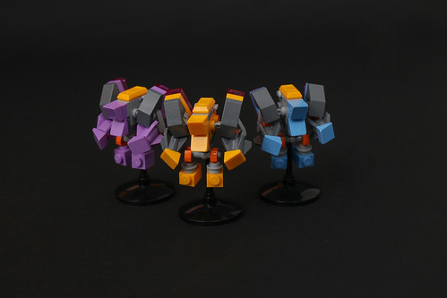 Celestial Barracuda - Mech Team