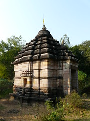 Pidha Deul style temple at Chaurasi