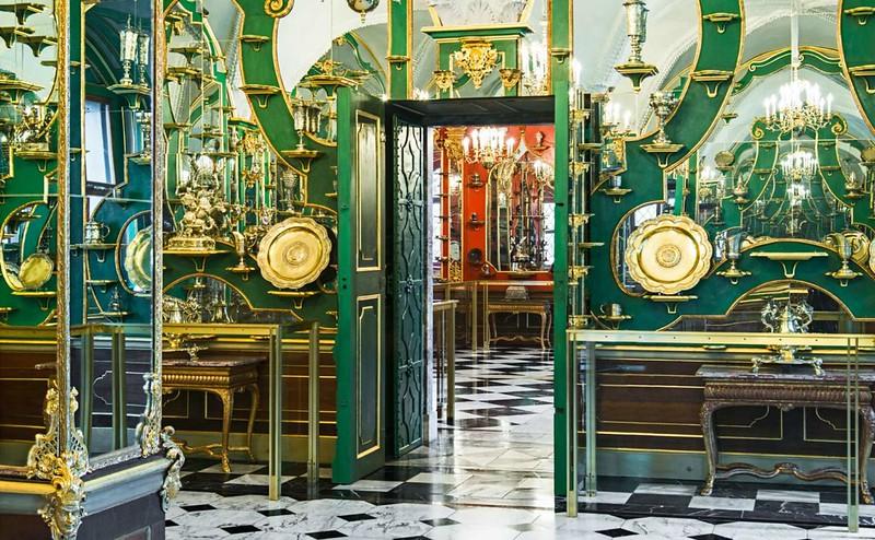 Bóveda Verde Dresde