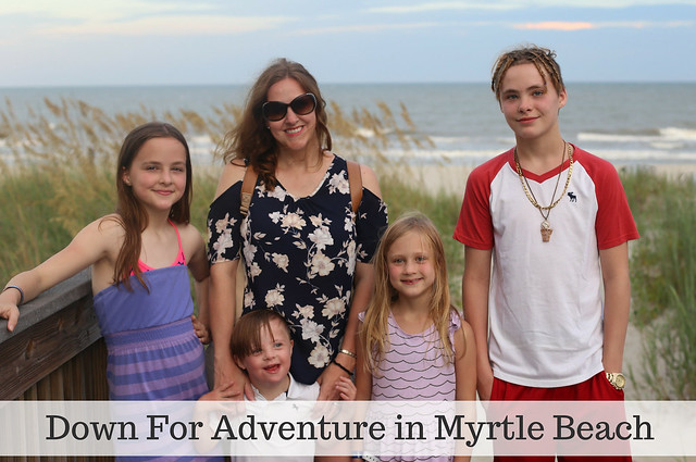 Down for Adventure in Myrtle Beach