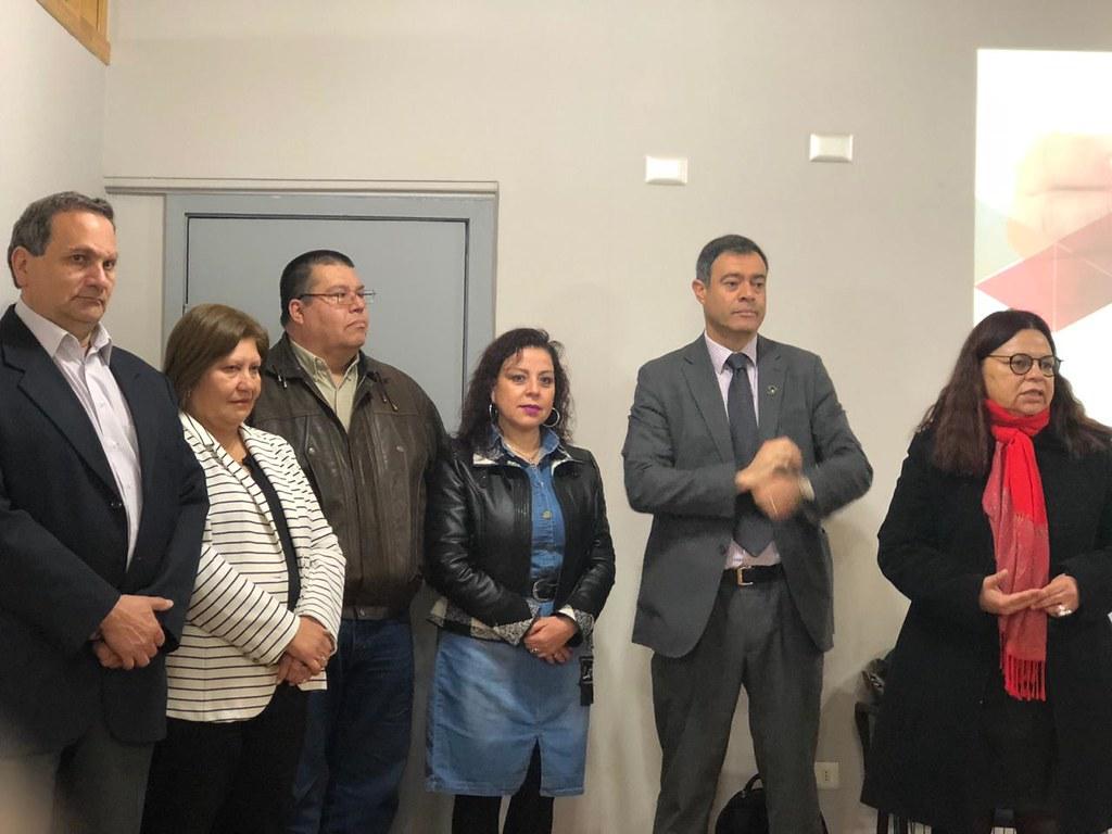 Segunda Jornada de Capacitación para sus Dirigentes/as AET, Santiago – 08 Octubre 2018
