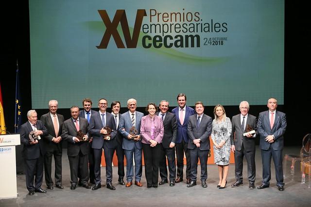 XV Edición de los Premios Empresariales