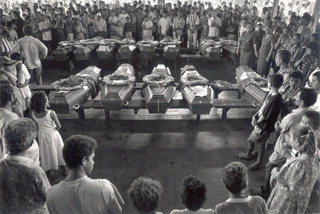 Massacre de Eldorado dos Carajás no Pará ocorrido em 17 de abril de 1996 marcou a história de luta pela reforma agrária no campo - Créditos: Foto: Sebastião Salgado