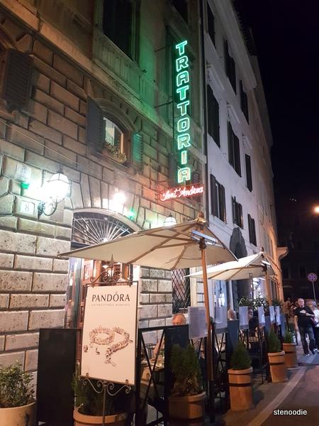 Ristorante Sant'Andrea storefront