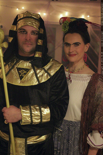 Chelsea & Brian's 2nd Annual Halloween Party 2018    MG 5845
