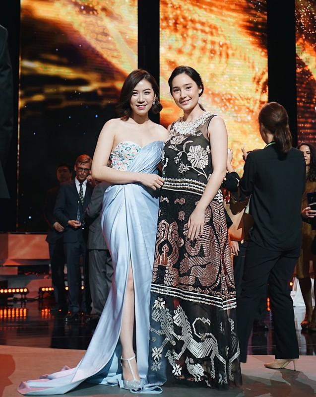 Pauline Tan + Tatjana Saphira