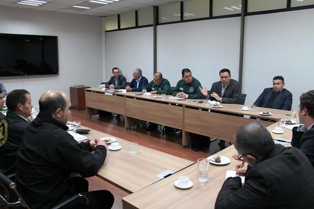 ANEF y Asociaciones de Gendarmería reanudan dialogo con Justicia (26-09-2018)