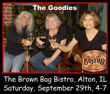 The Goodies 9-29-18